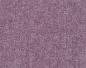 Essex Yarn Dyed Linen Blend - Eggplant