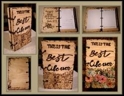 Nifty Boyfriend Diy Boyfriend 7 Years Anniversary Gifts Husband Anniversary Five Journals Husband Anniversary Five Anniversary Gifts