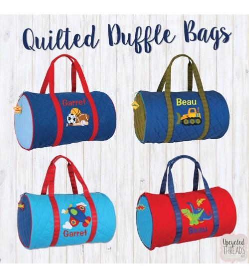 Medium Of Duffle Bag Boy
