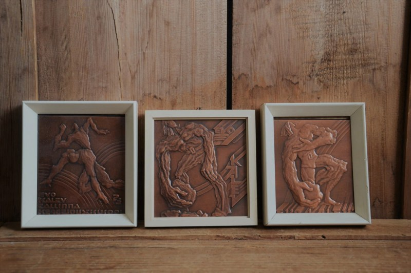Large Of Copper Wall Art