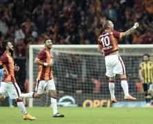 Video: Galatasaray vs Fenerbahce