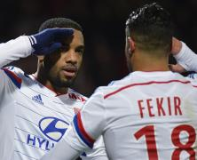 Video: Olympique Lyon vs Caen