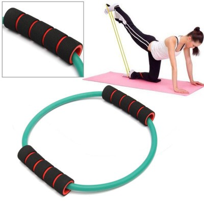 Latex Puller Resistance Bands Training Yoga Tube Fitness ...