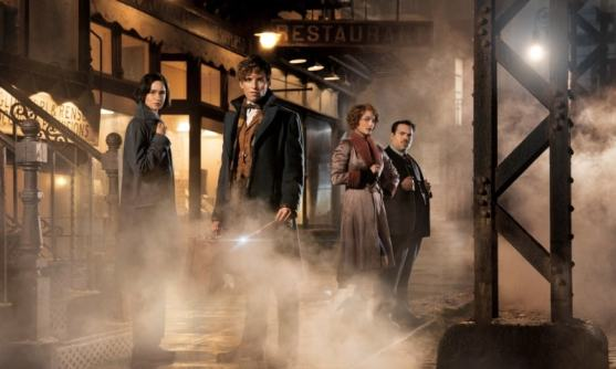 Fantastic Beasts Franchise Is Now Five Films, Says J.K. Rowling