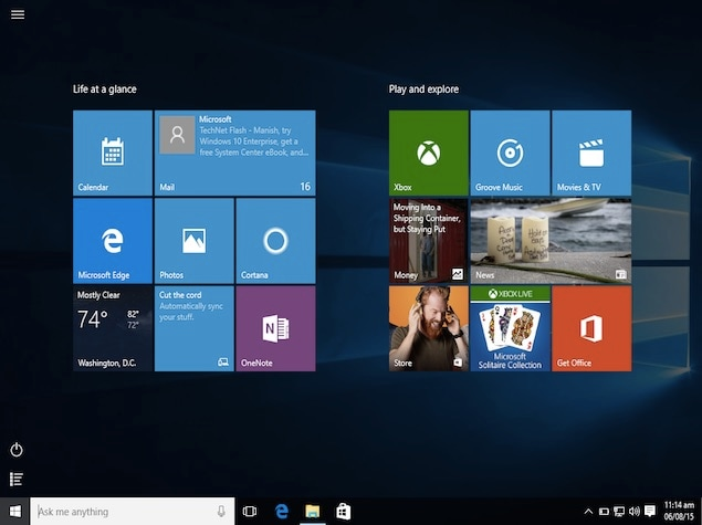 How to Downgrade From Windows 10 to Windows 7 or Windows 8.1 | NDTV Gadgets360.com