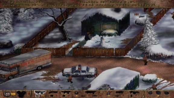 Postal, the Legendarily Violent Video Game by Running With Scissors, Is Now Open Source