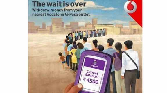 Vodafone M-Pesa Customers Can Now Withdraw Cash From Company Outlets
