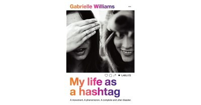 Book giveaway for My Life as a Hashtag by Gabrielle ...