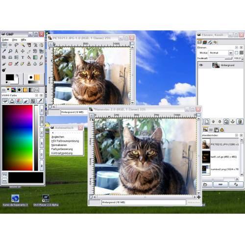 Medium Crop Of Gimp Vs Photoshop