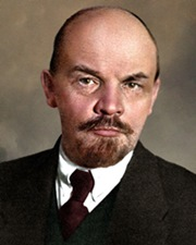 vladimir lenin Today In History...