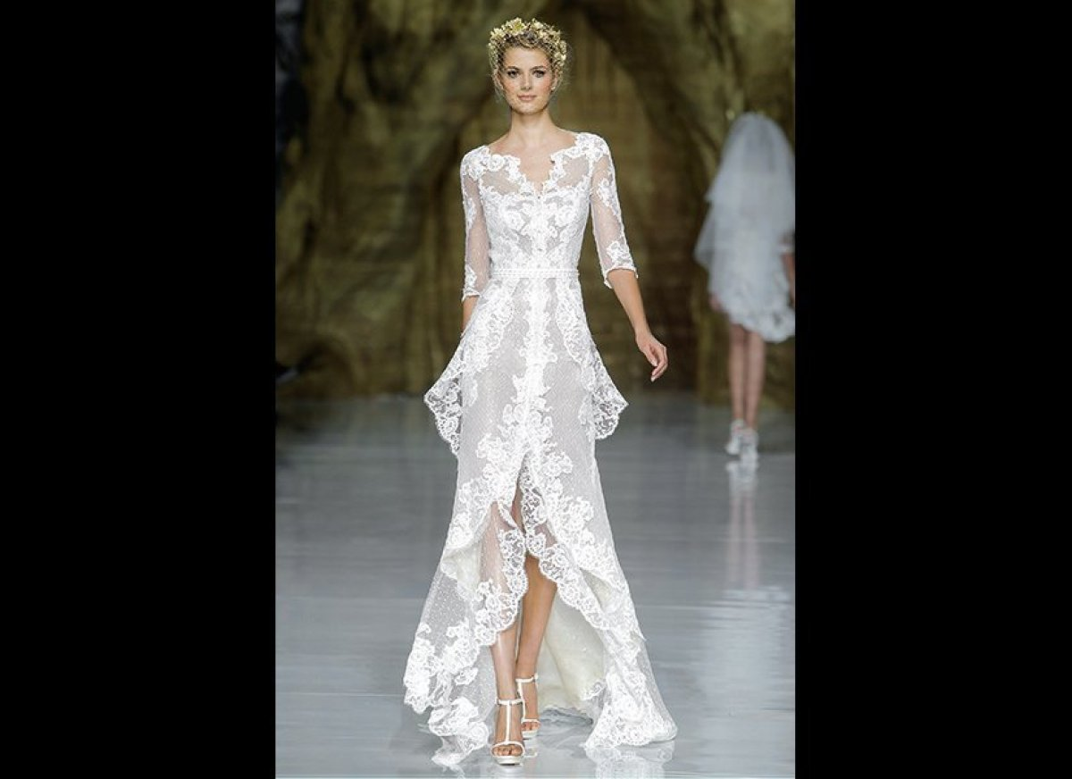 lace wedding gowns n wedding gown 25 Lace Wedding Gowns That Will Make You Swoon