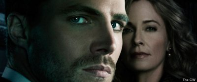 'Arrow': Oliver And Moira Queen's Fierce New Ad (PHOTO)