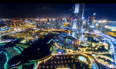 Dubai Time-Lapse Video Makes Middle East City Look Like Teeming Miniature Model | HuffPost UK