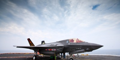 Canadian Military Use Of F-35s Too Dangerous Over Arctic, Groups Say