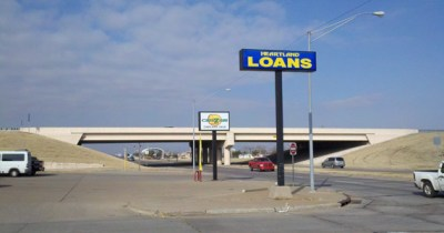 At Fort Sill, High-Interest Lenders Circle The Gates | HuffPost
