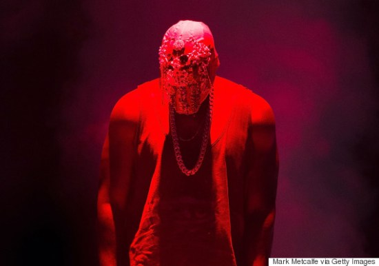 kanye west the yeezus tour sydney