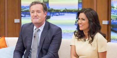 Piers Morgan Co-Hosts 'Good Morning Britain' With Susanna Reid, Divides Opinion With Debut ...