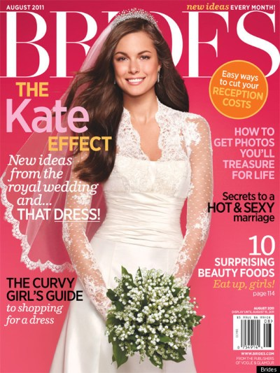 Brides Magazine Tracks 'The Kate Effect' On American ...