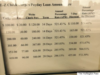 In America's Payday Loan Capital, Innovative Microcredit Helps Break The Debt Cycle | HuffPost