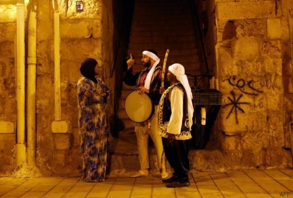 A Acre, un chrétien réveille les musulmans pendant le ramadan