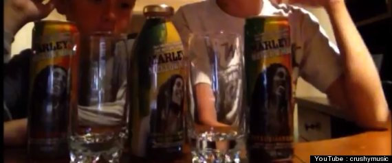 Bob Marley Mellow Mood Drink