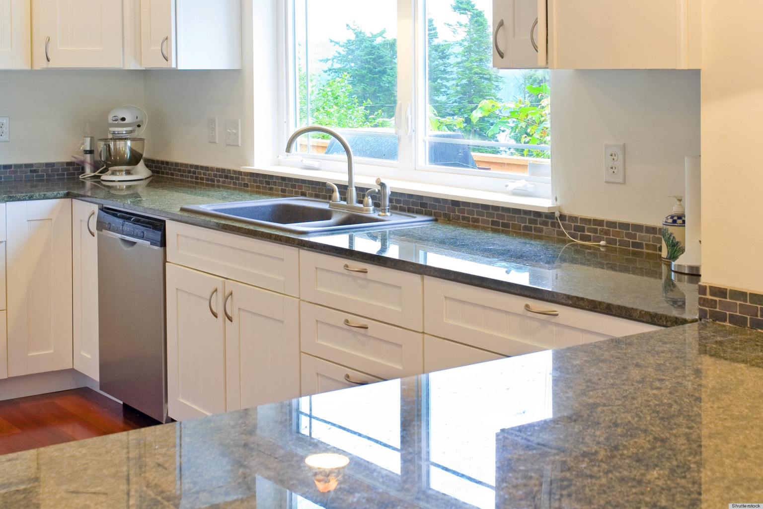 unclutter kitchen counter b inexpensive kitchen countertops Unclutter Your Life Clearing the Kitchen Counter of Unnecessary Small Appliances HuffPost