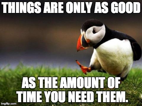 Eh, harsh but true...