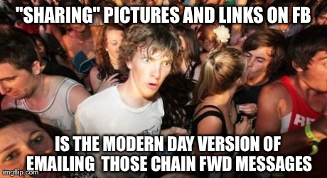 Just realized this about Facebook