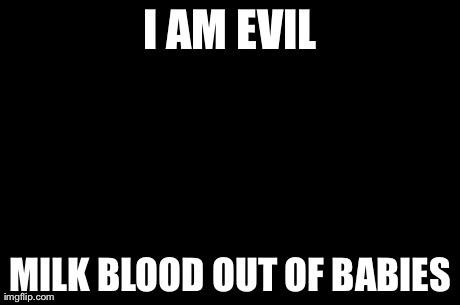 Evil Toddler
