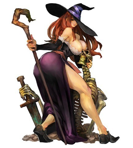 dragon crown sorceress hentai