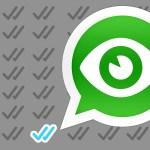 WhatsApp ya permite desactivar en su beta el doble check azul. ¿Cómo? Entra y averigualo!