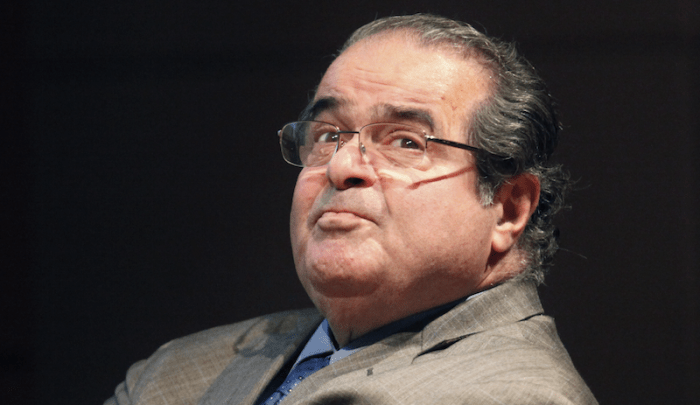 Antonin Scalia's Landmark Defense Of Violent Video Games
