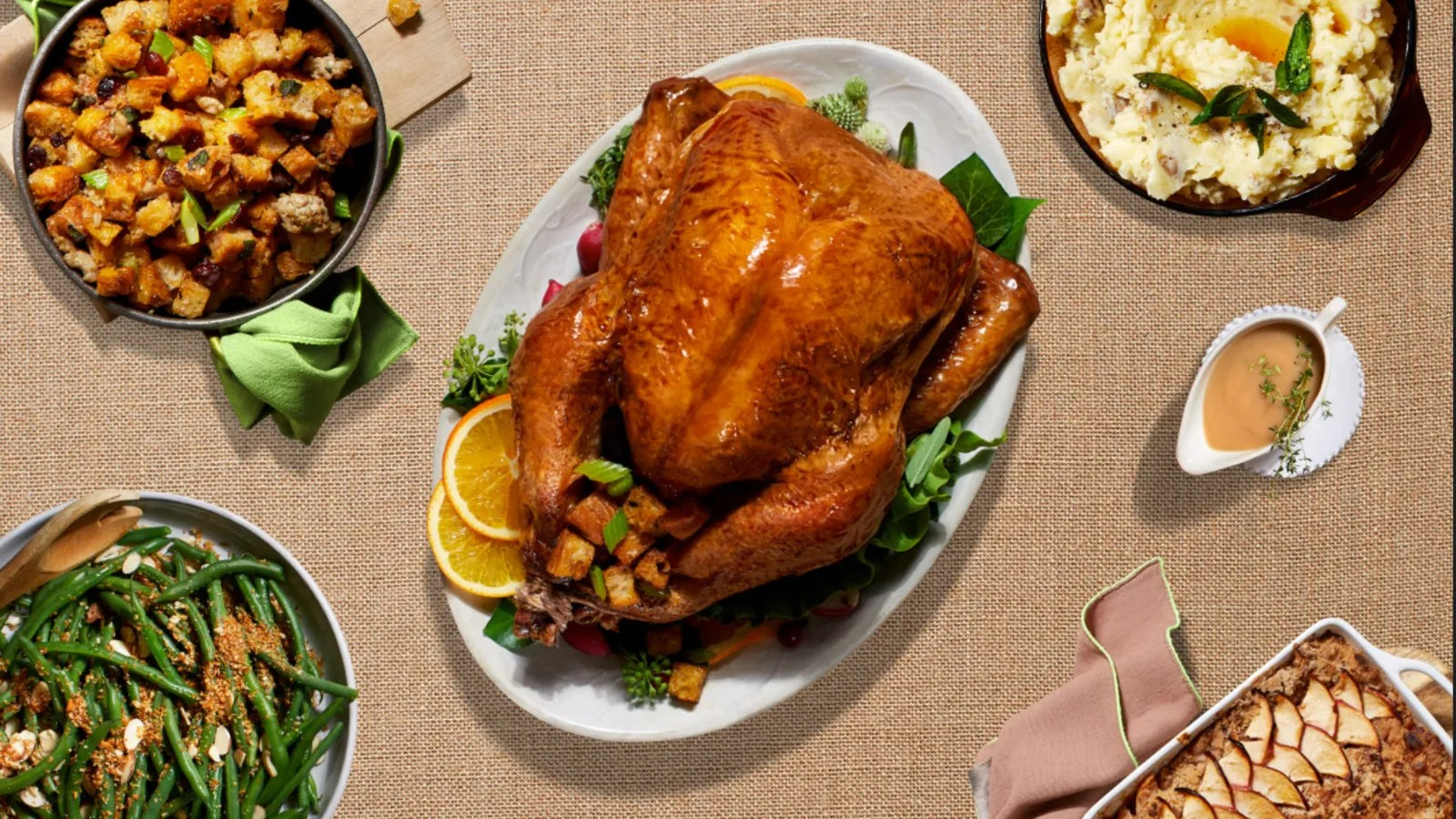 Fun Order A Complete Thanksgiving Meal From Hellofresh Order Thanksgiving Dinner Seattle Order Thanksgiving Dinner From Cracker Barrel nice food Order Thanksgiving Dinner
