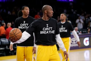 "Doug Gottlieb Has Thoughts On Kobe Wearing An ""I Can't Breathe"" Shirt"
