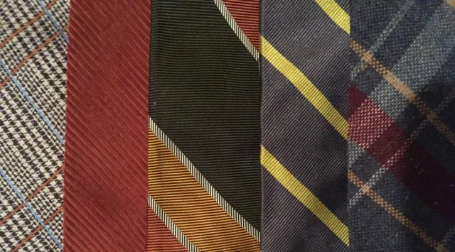 How To Buy A Tie And Wear It Well
