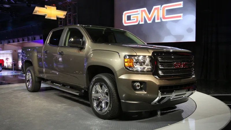 The 2015 GMC Canyon Is A Legitimate Tacoma Fighter