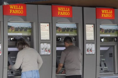 Wells Fargo Banker Says She Drank 'Bottles' of Hand Sanitizer to Cope With Sales Tactics