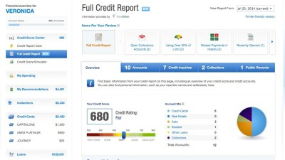 Credit Karma Offers Free Weekly Credit Reports and Monitoring