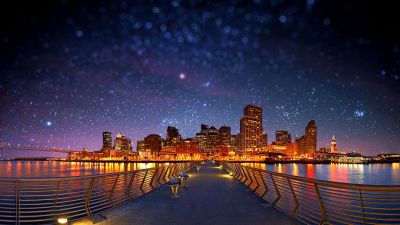 Weekly Wallpaper: Enchant Your Desktop With These Starry Night Images | Lifehacker Australia