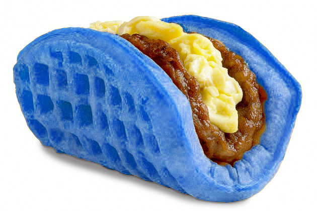 Image   905684    Blue Waffle   Know Your Meme Sausage Taco Waffle Breakfast