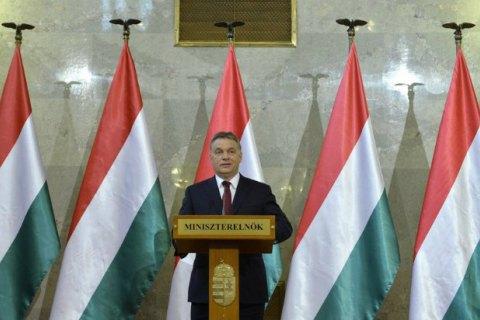 Премьер Венгрии призвалЕС заключить соглашение сЕгиптом побеженцам