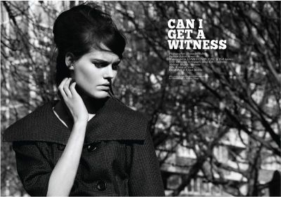 Can I Get a Witness by Alexandre Valerio (Beauty Rebel Magazine)