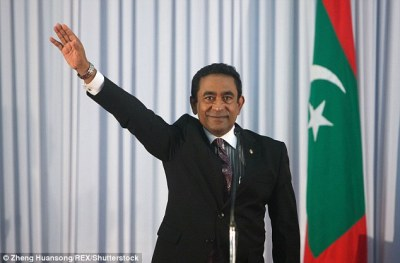 Cherie Blair facing corruption probe over £420k deal with a Maldive despot | Daily Mail Online