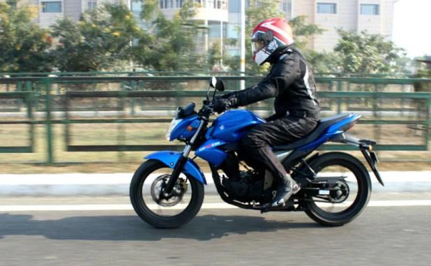 Suzuki Gixxer review