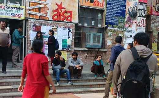 Ahead of Arrested JNU Student's Arrival, Violence In Court: 10 Developments