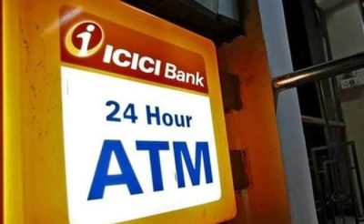 ICICI Bank Customers Can Draw Money From ATMs From Today