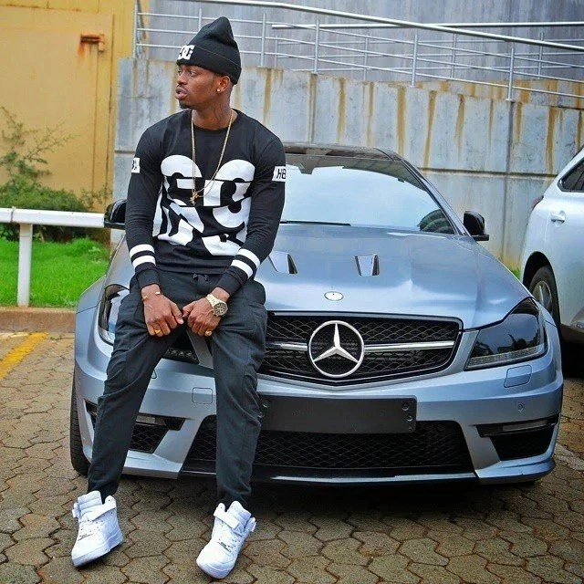 Diamond and his team respond after being accused of messing Ali Kiba's performance
