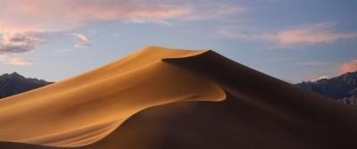 Mojave Desert - day - macOS Mojave [3440x1440] : WidescreenWallpaper