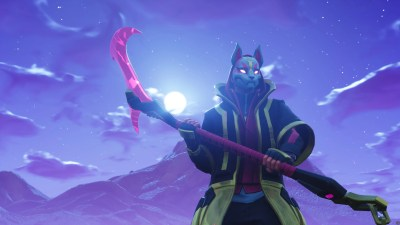 4K UHD Drift Screenshots (More In Comments) : FortNiteBR