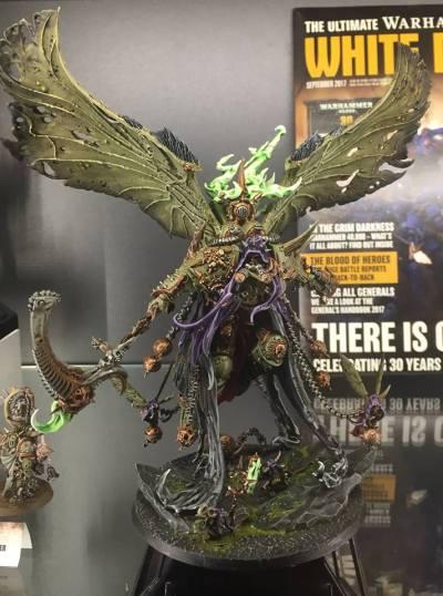 Death Guard + Nurgle Daemons [News: Dec 30 - Jan 2018 WD with the new models] - Forum - DakkaDakka
